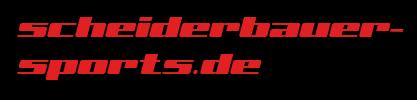 Scheiderbauer Sports Logo